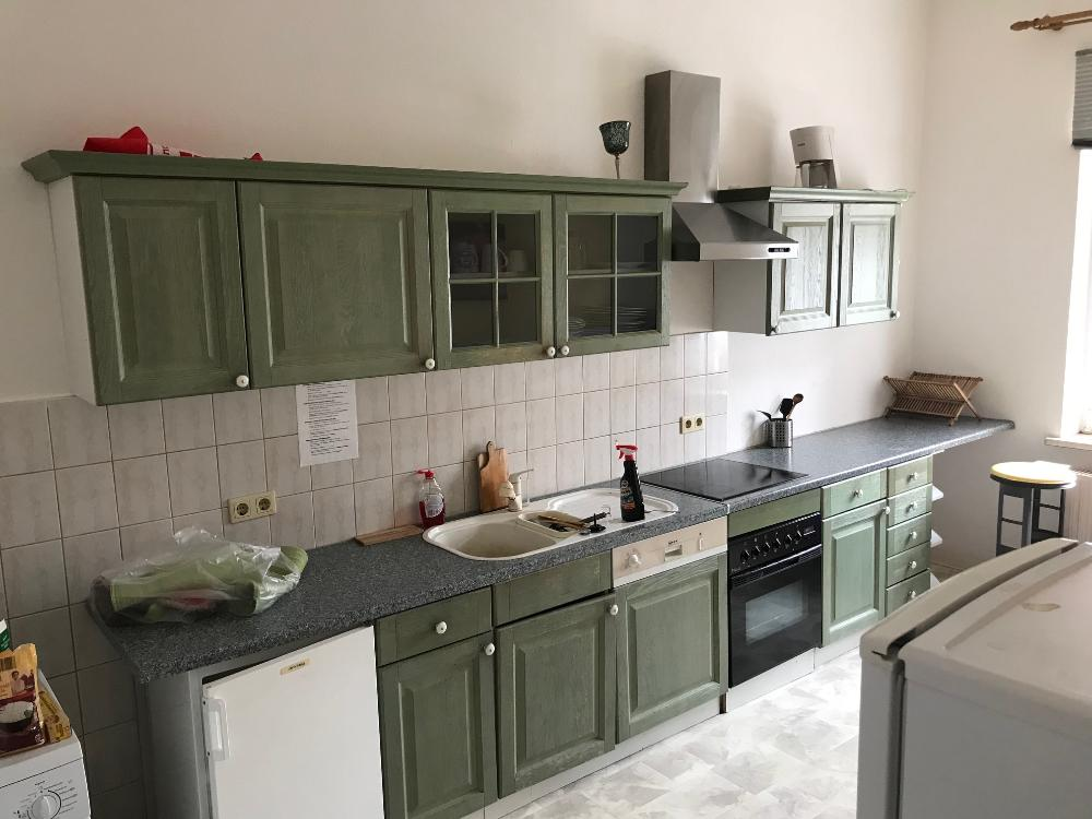 Appartement-Küche