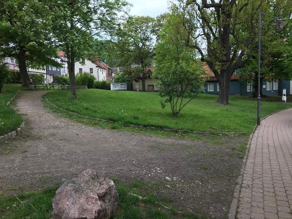 Denkmalplatz