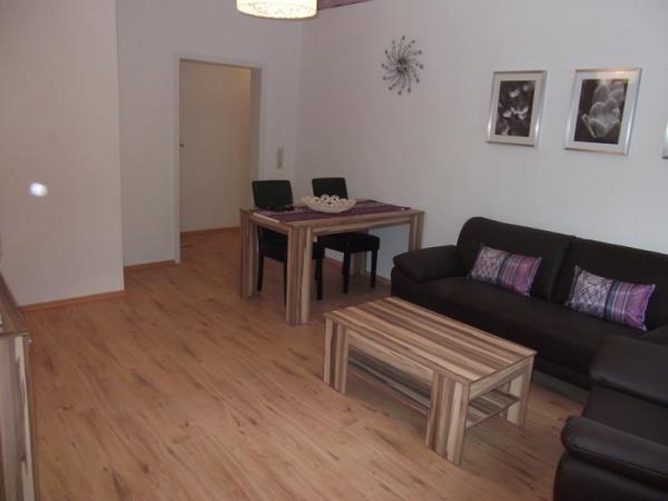 Wohnzimmer mit Essbereich Beispiel